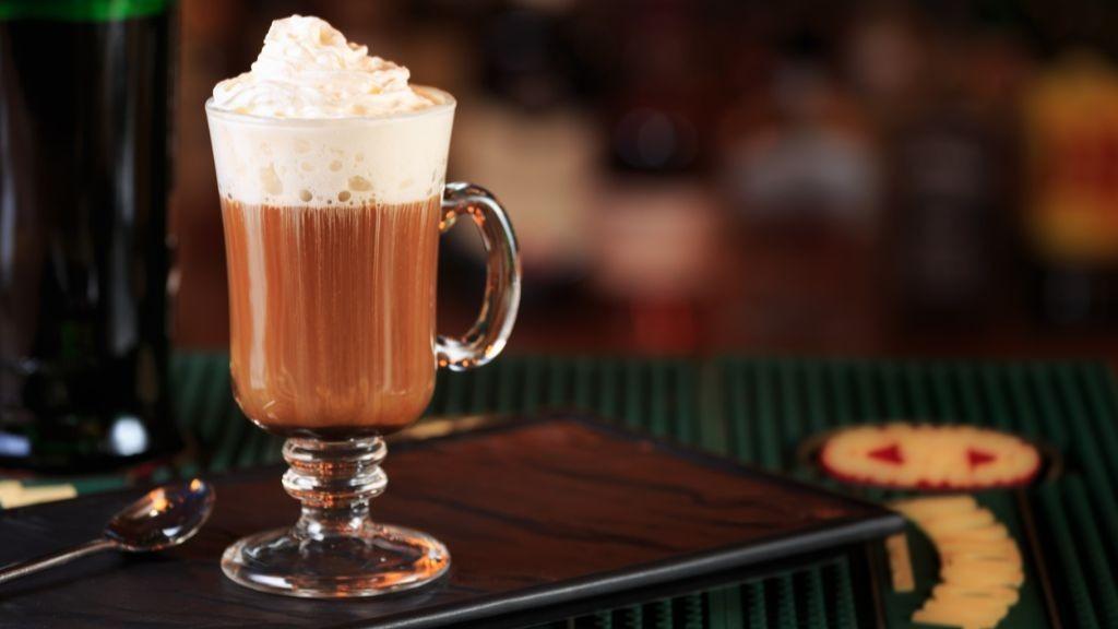 The ultimate Irish coffee recipe.
