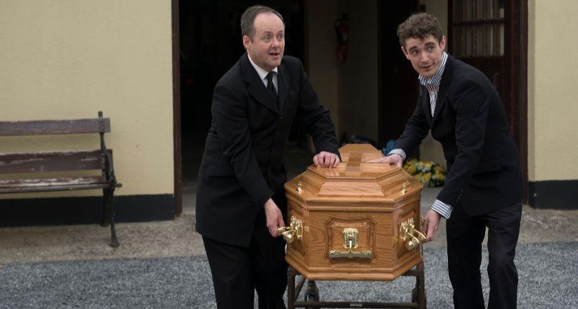 Daniel Costelloe Sean Flanagan in Lost Found