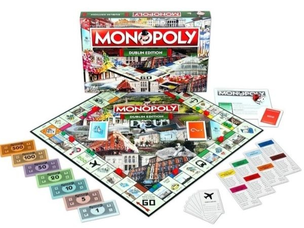 Dublin finally gets its very own Monopoly game.