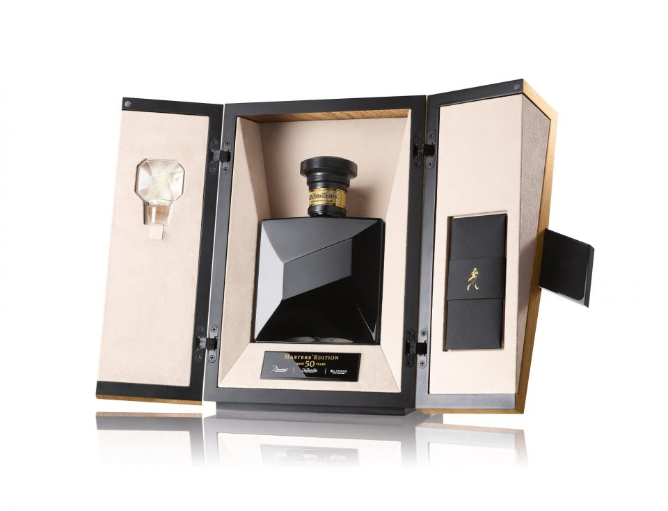 Johnnie Walker is releasing a $25,000 bottle of whiskey and its worth every penny.