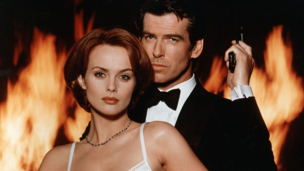 GoldenEye: 7 Irish connections to Pierce Brosnan's first and best James Bond movie.
