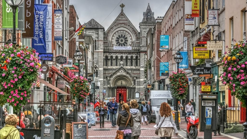Dublin named among healthiest cities in the world to visit.