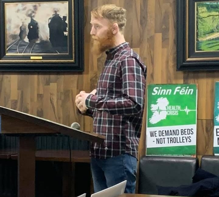 Retired MMA star Paddy Holohan to represent Sinn Féin in local elections.