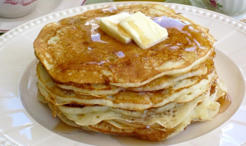 Enjoy an irresistible Irish staple with this traditional buttermilk pancake recipe.
