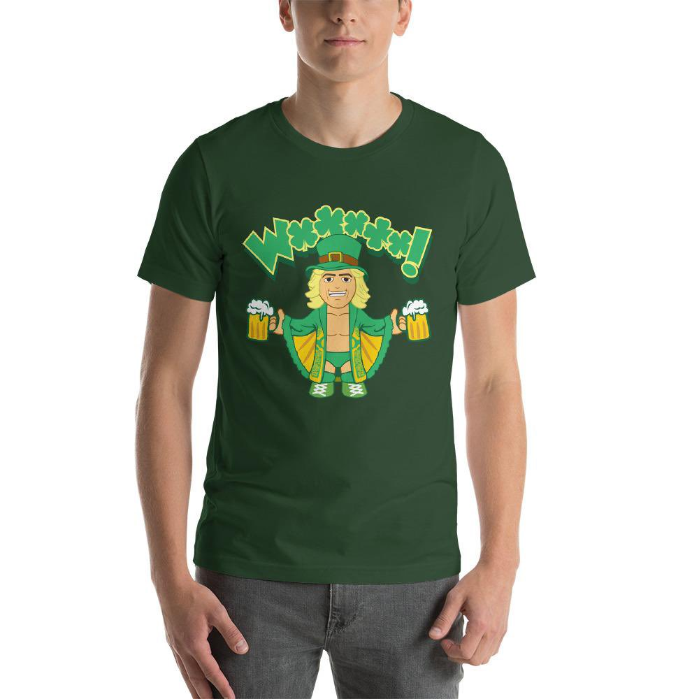 These Ric Flair St. Patrick's Day t-shirts will have you shouting 'Woooo!' long into the night.