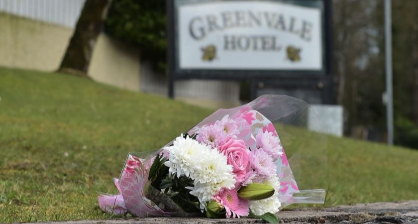 Hotel owner arrested after St Patrick's Day crush tragedy slams police over false drug claims.