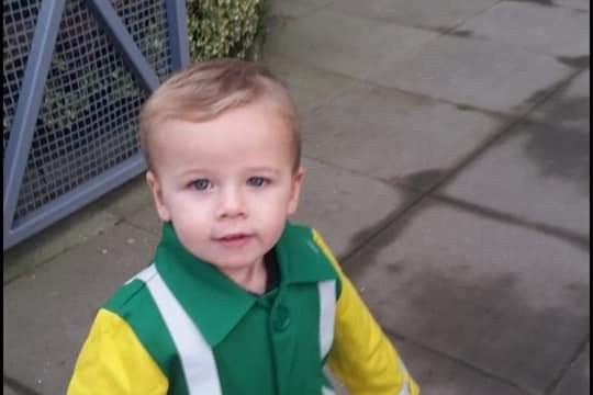 Fundraiser for toddler seriously hurt in Cork hit-and-run raises nearly €20,000 in three days.