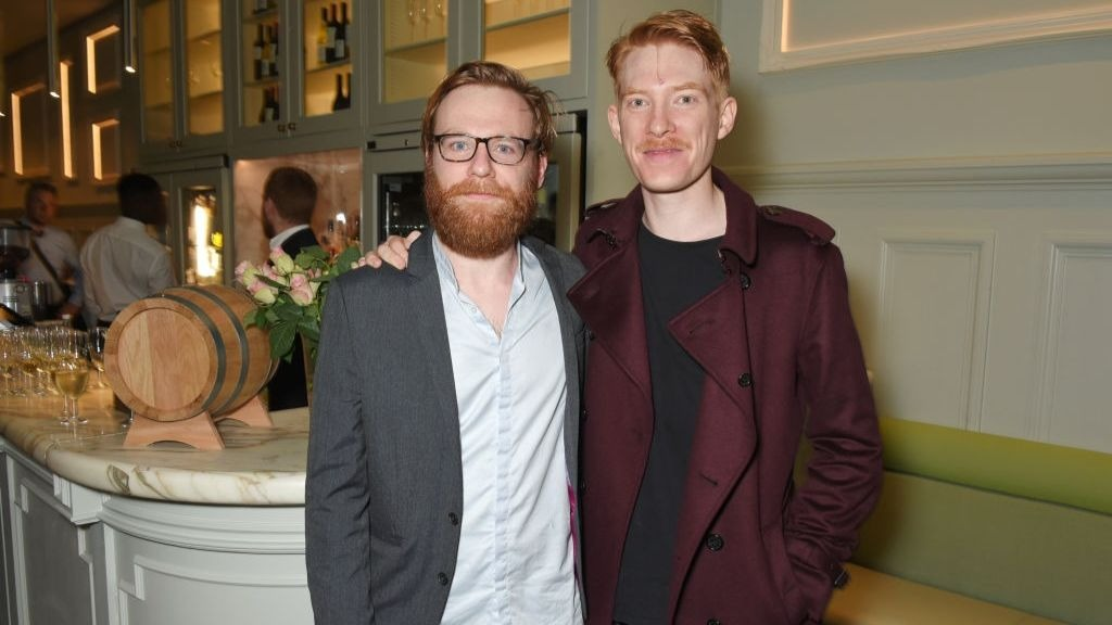 Domhnall Gleeson teaming up with his brother for a new six-part comedy series.