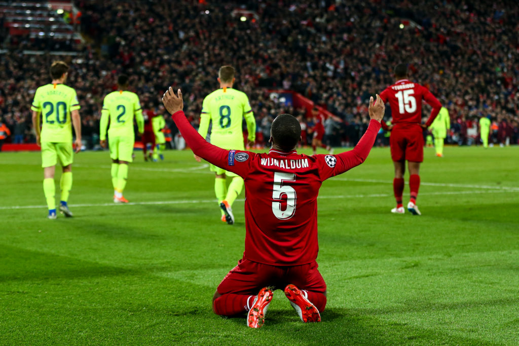 Every Liverpool player rated from 2018/19 | The Irish Post