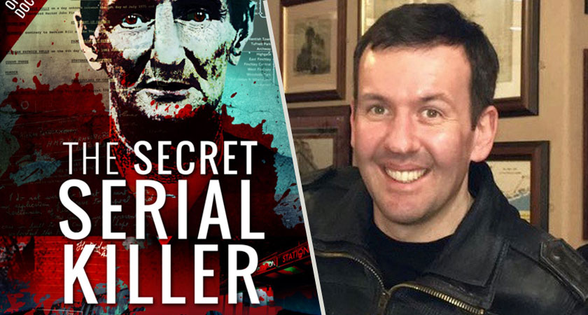 New book throws up surprise twists in case of Kieran Kelly