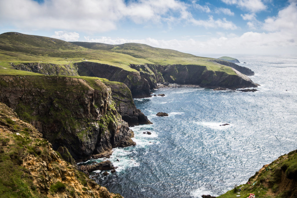 Irish island of Arranmore is looking for new residents from the United States