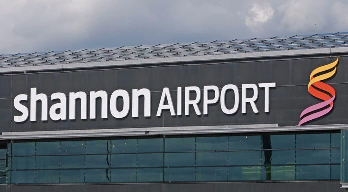 Shannon airport flights suspended after USA troop plane forced into emergency landing