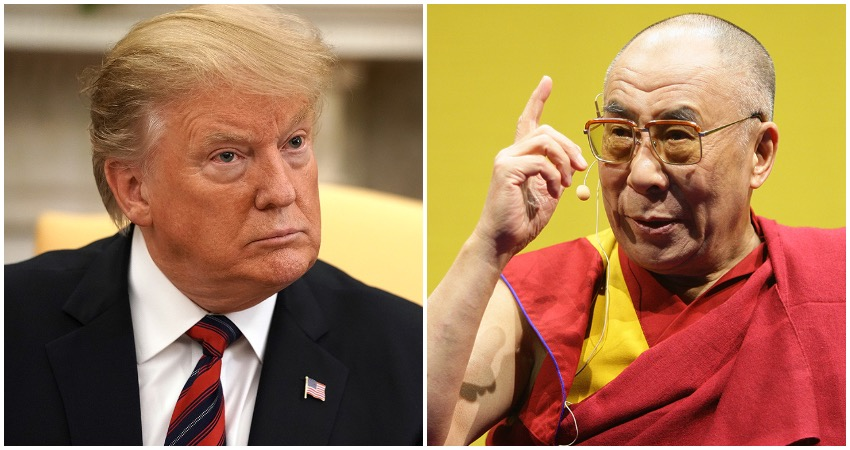 Dalai Lama Says Donald Trump Has A Lack Of Moral Principle The Irish Post