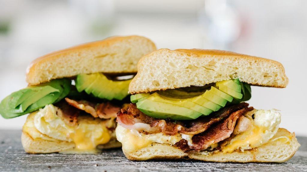 The perfect Irish bacon and avocado sandwich recipe.