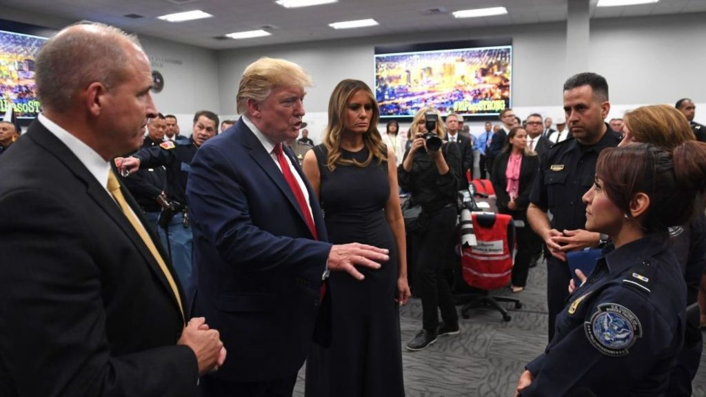 El Paso Shooting Victims Refused To Meet With Donald Trump