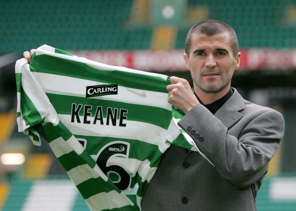 Roy Keane reignites explosive war of words with Alex