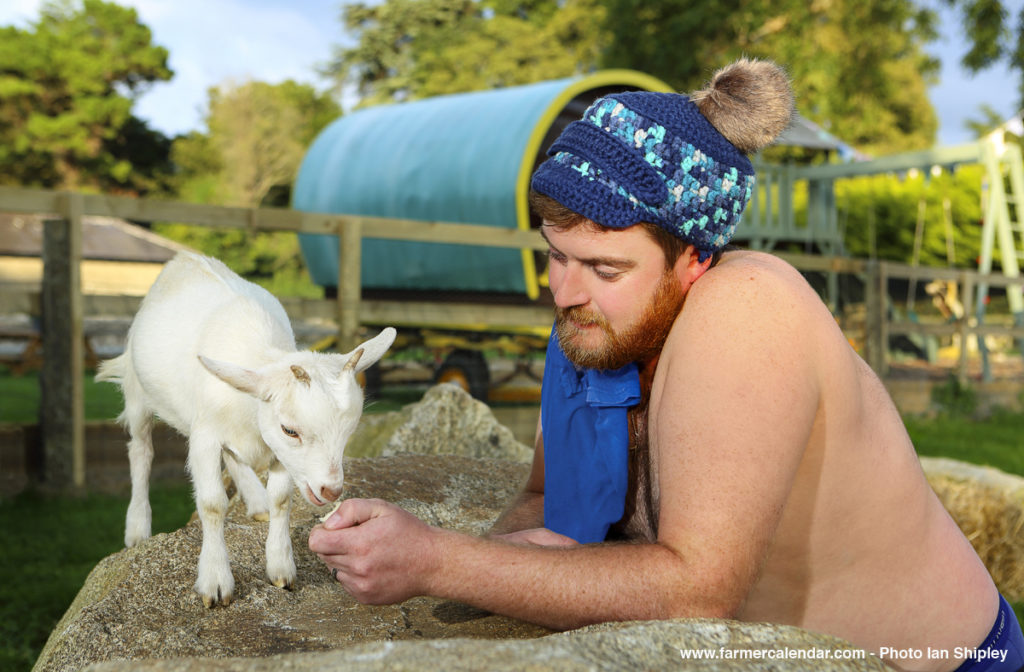 Ireland's sexiest farmers get down and dirty for Irish Farmer Calendar 2020.