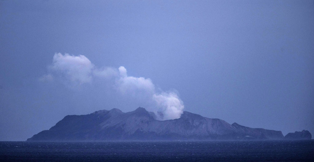 US, Britain Among 7 Countries Affected By New Zealand Volcano Disaster