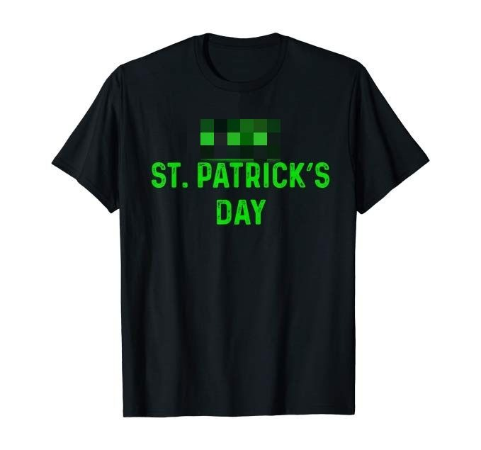Amazon under fire for selling 'F**k St. Patrick's Day' t-shirts.