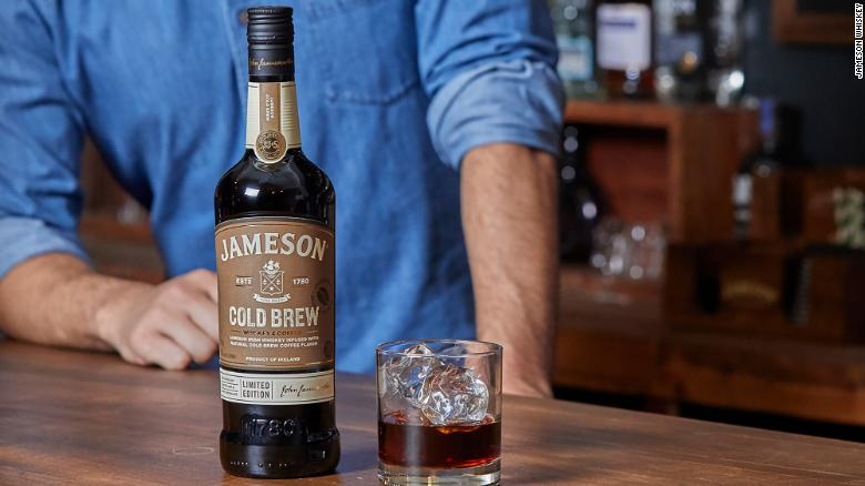Jameson announces limited edition coffee-infused whiskey.