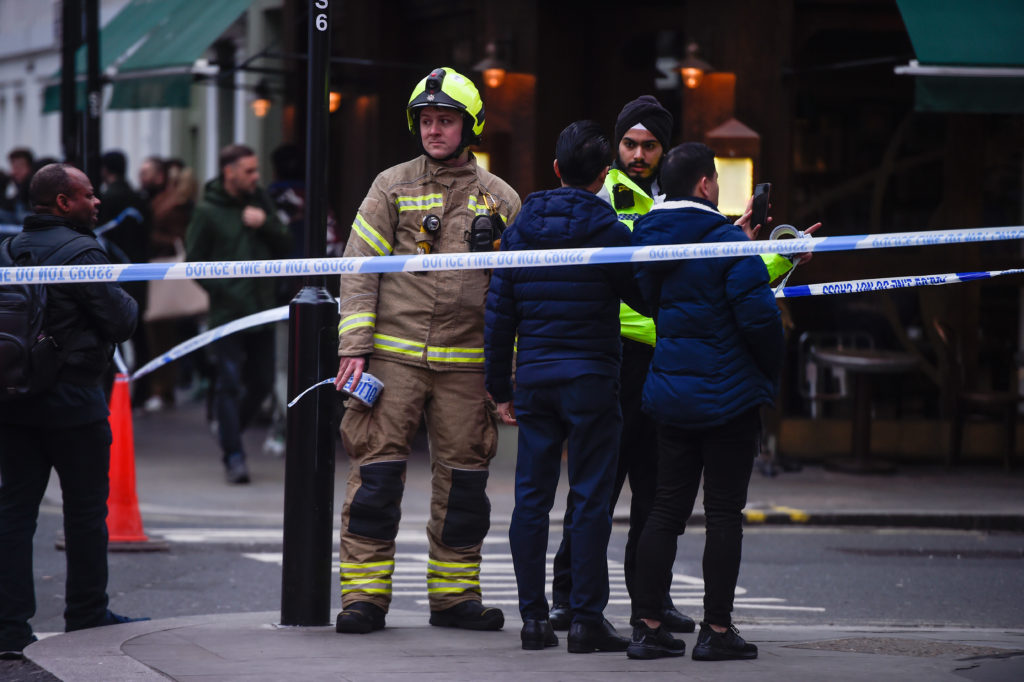 Unexploded WWII bomb discovered in central London, forcing mass evacuation