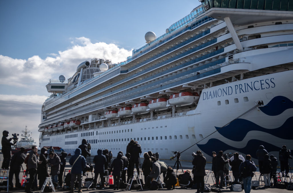 Coronavirus: Diamond Princess' British Passengers Could be Flown Home