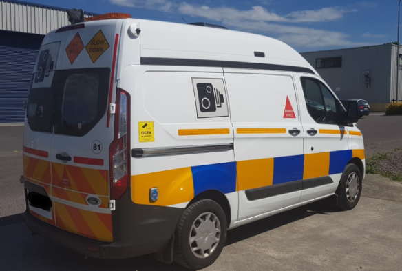 Speed Camera Vans At 900 New Locations Around The Country