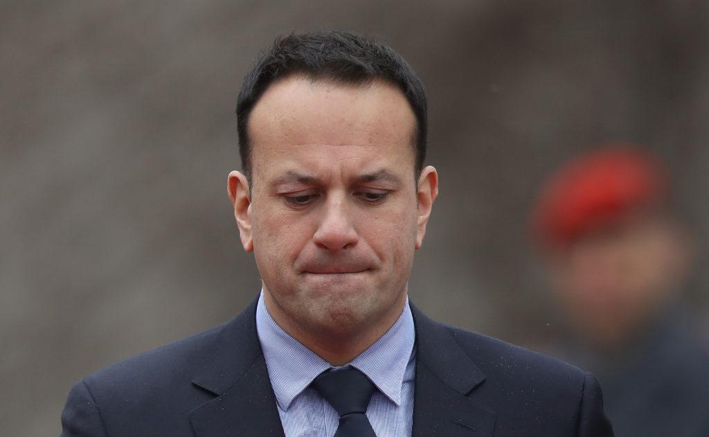 Varadkar says Fine Gael are preparing for opposition as he urges Sinn Féin and Fianna Fáil to form coalition