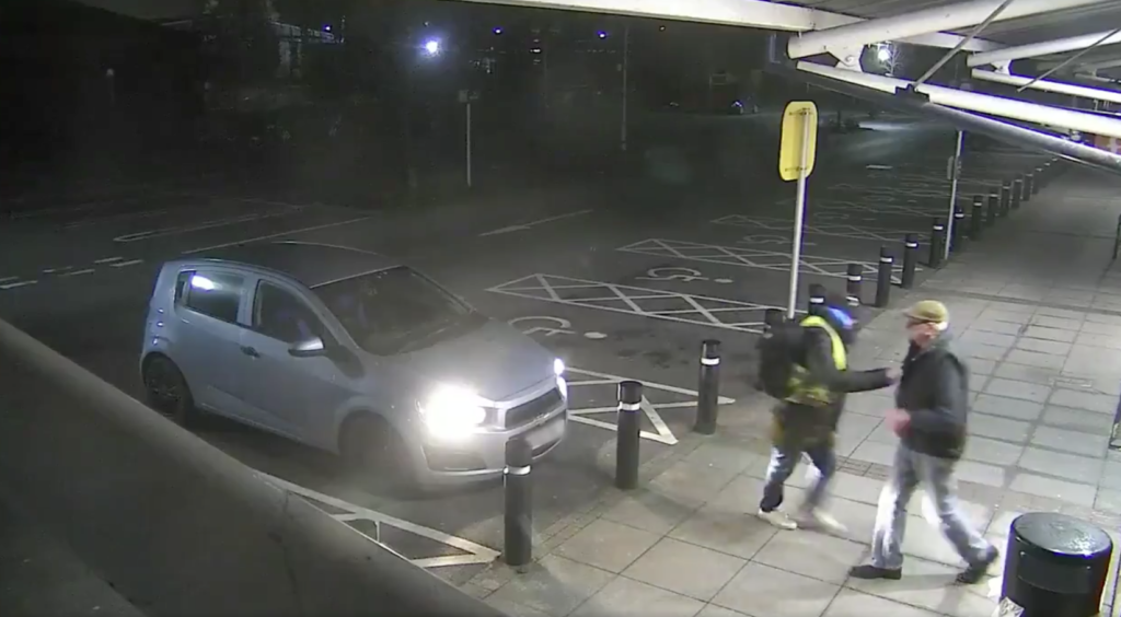 Brave Pensioner Fights Off An Attempted Robbery At Cash Machine
