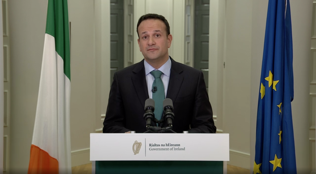 'The calm before the storm' - Leo Varadkar warns coronavirus emergency likely to go on into summer