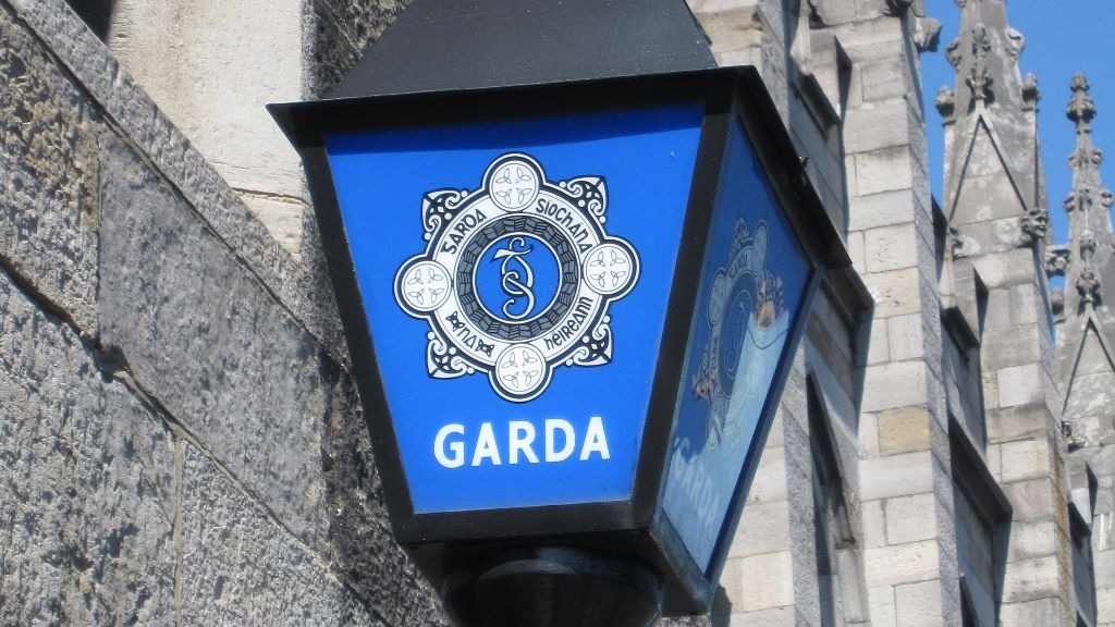 Man and woman arrested in Dublin after gun found dumped in street bin.