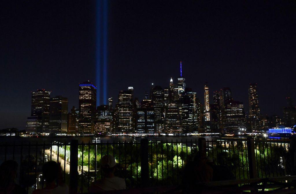 Trump, Biden make rival appearances on 9/11 anniversary