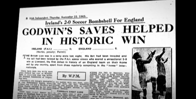On this day in 1949: Ireland were first football team to beat England on home soil - only for it to be scrubbed from history Screen-Shot-2020-09-21-at-18.08.08