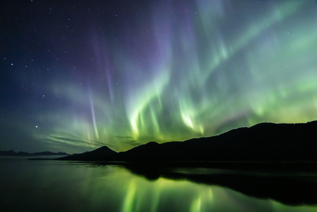 Northern Lights will be visible in Ireland this week