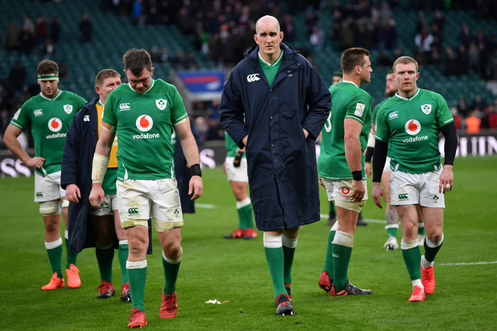 Coach Farrell expects Ireland to be ruthless against Italy