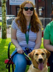 Dublin guide dog suffers 'mental breakdown' after spate of illegal firework use in the city