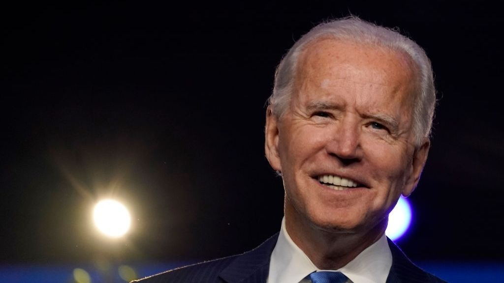 Joe Biden has been named the 46th President of the United States.