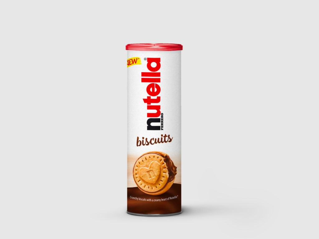 Nutella biscuits hitting shelves in Ireland this month for very first time  | The Irish Post