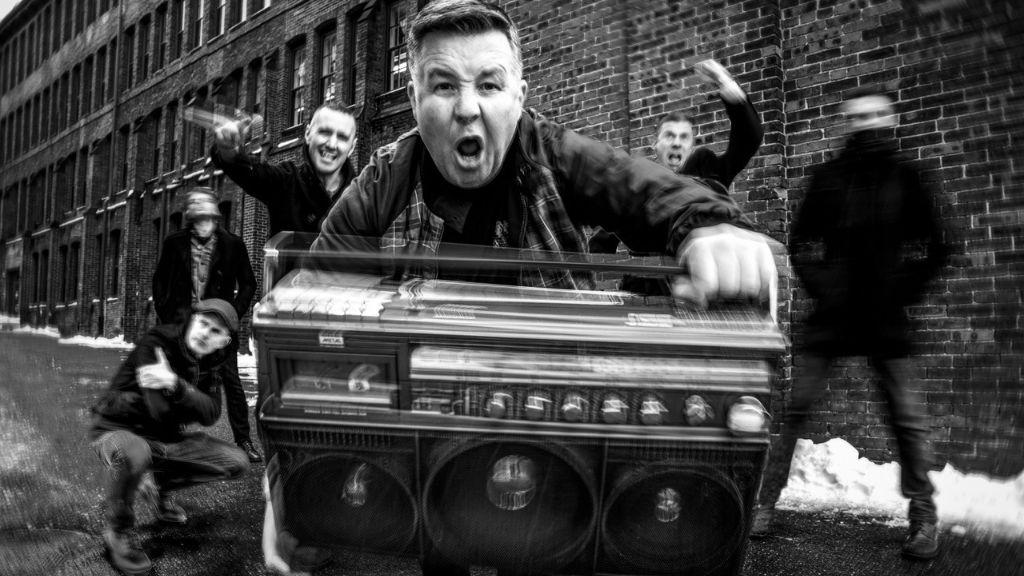 Dropkick Murphys announce new studio album 'Turn Up That Dial' ahead of St Patrick's Day livestream concert.