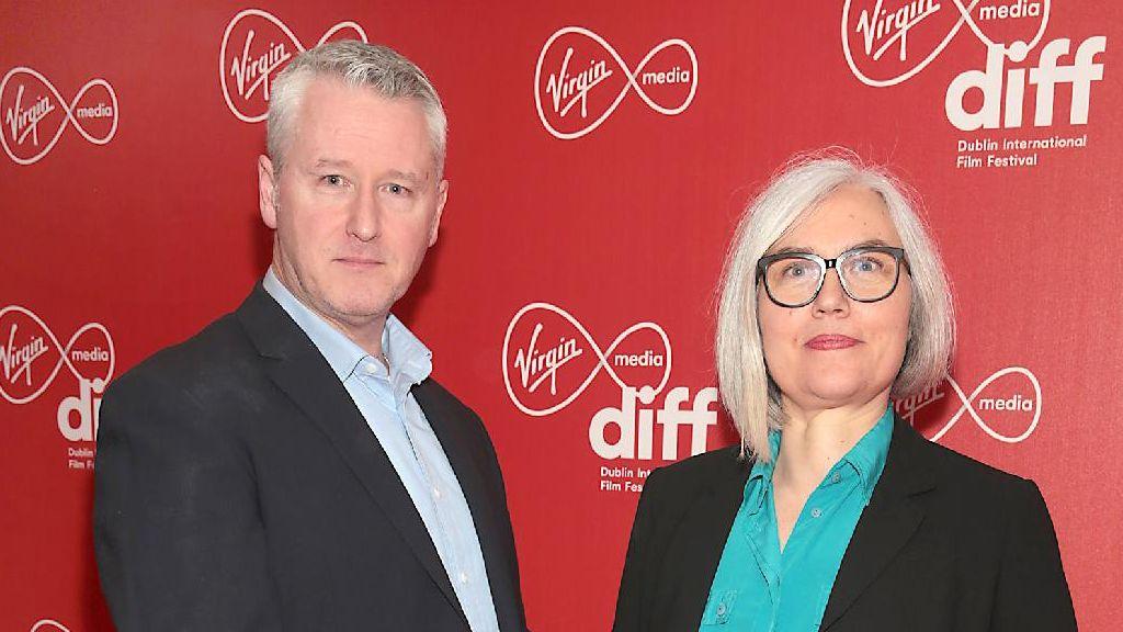 Christine Molloy and Joe Lawlor