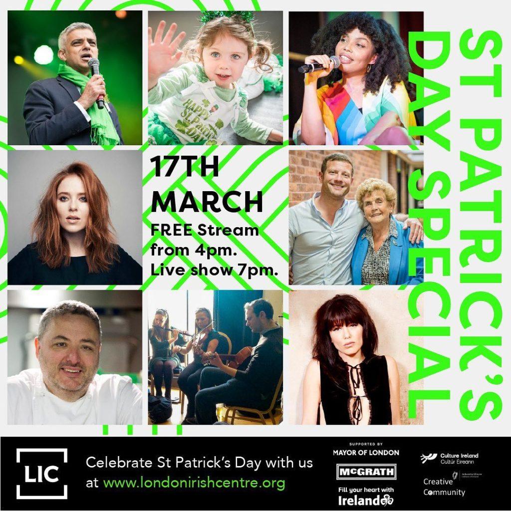 St Patrick's Day celebrations worldwide, 2021 161025081_10160918303103452_7116361159895126766_o