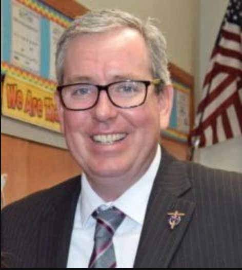 Irish-American headteacher accused of making black pupil kneel and apologise 'the African way'