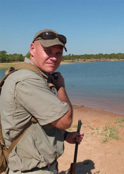 Irish wildlife conservationist Rory Young killed in ambush by jihadis in eastern Burkina Faso
