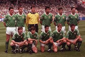 Ireland at Euro88