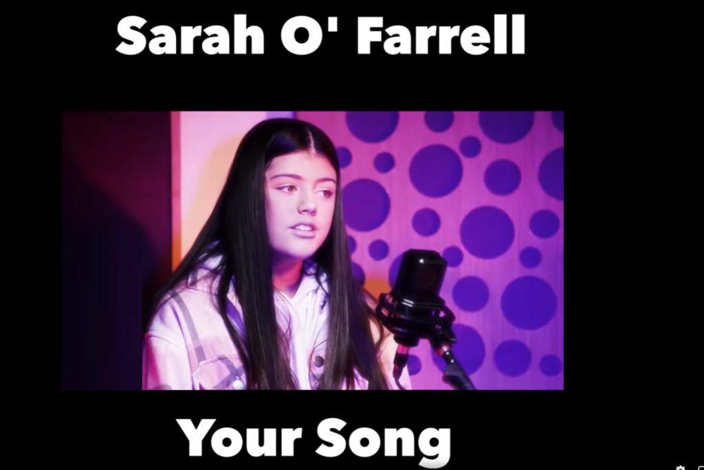 Sarah O'Farrell