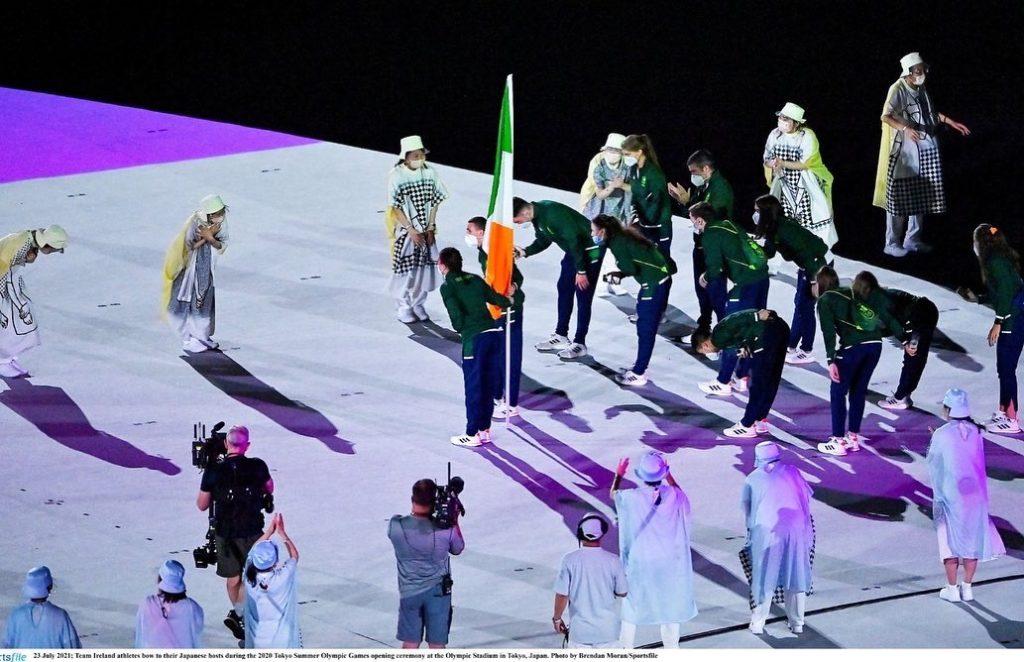 Opening Ceremony Olympics 2021