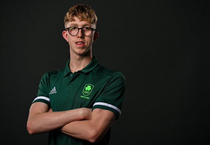 Daniel Wiffen New Irish Record