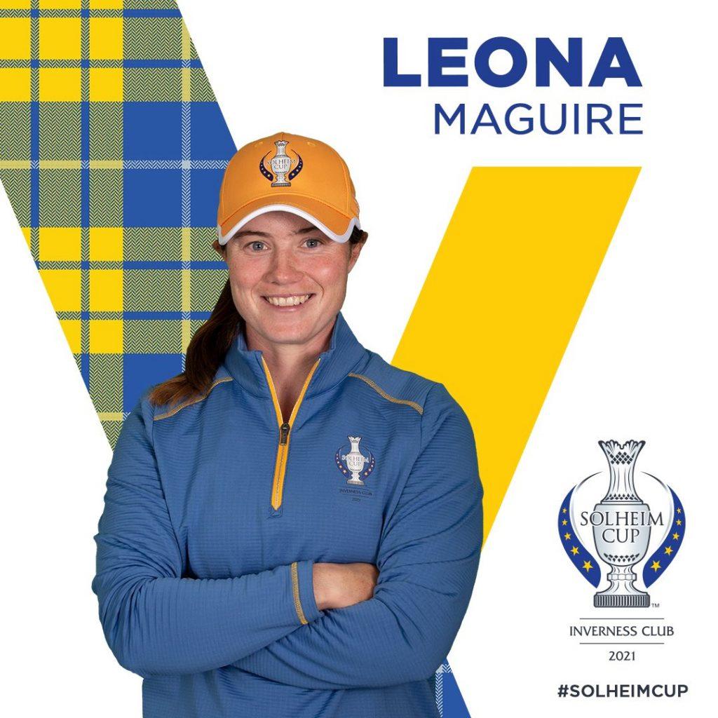 Leona Maguie