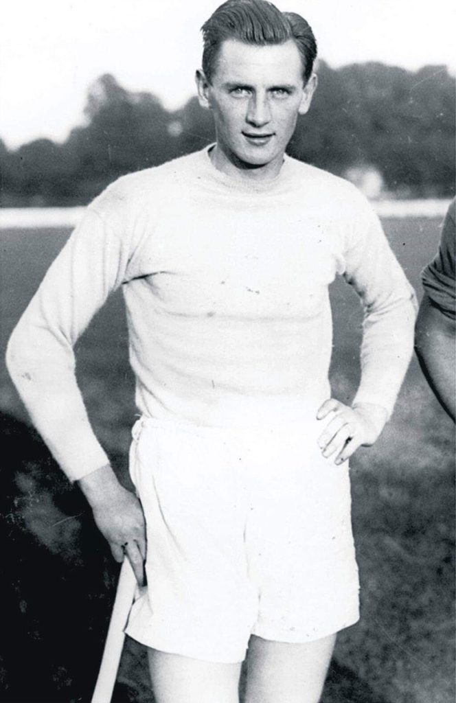 Jack Lynch played Hurling and Football