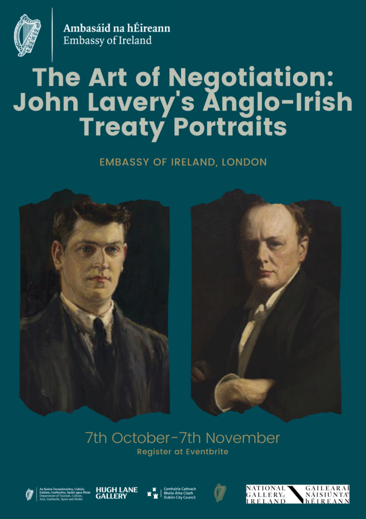 John Lavery 1921 Paintings collection